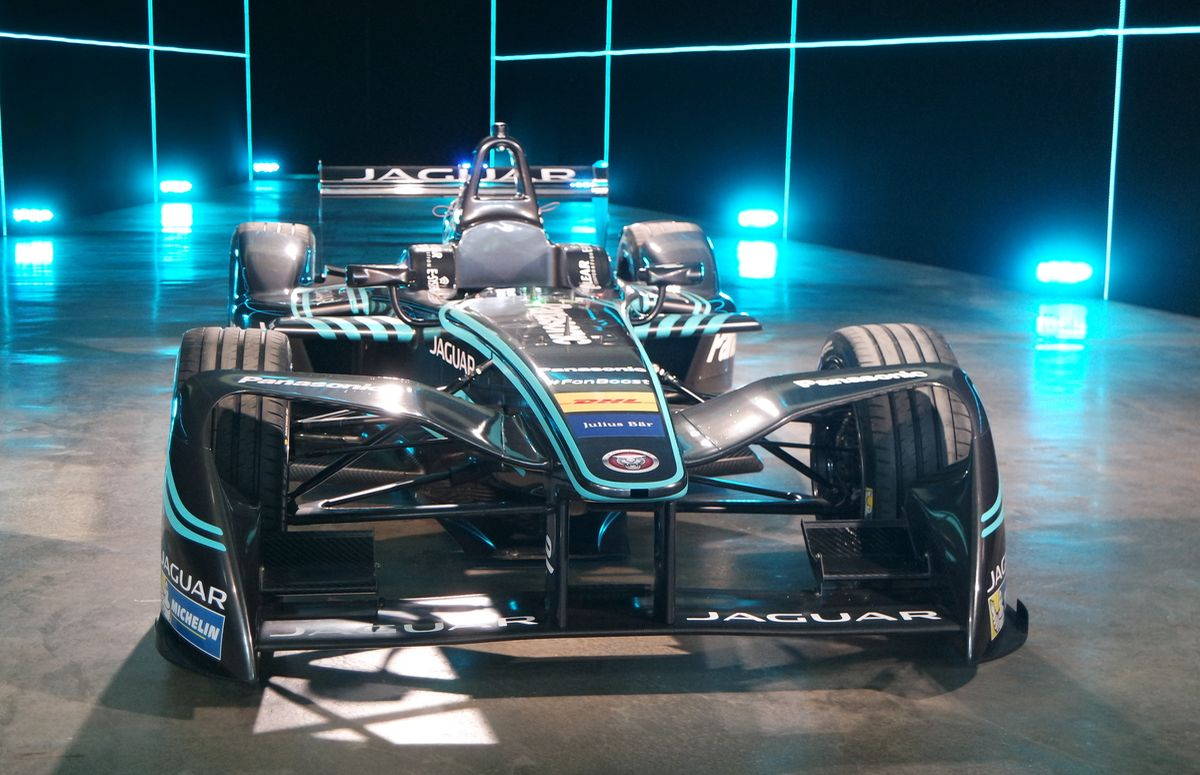 Panasonic Jaguar Racing-Team