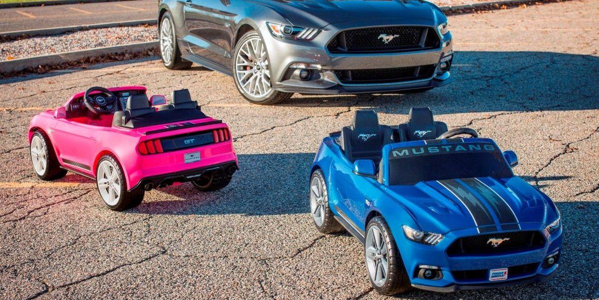 Ford Mustang für Kids