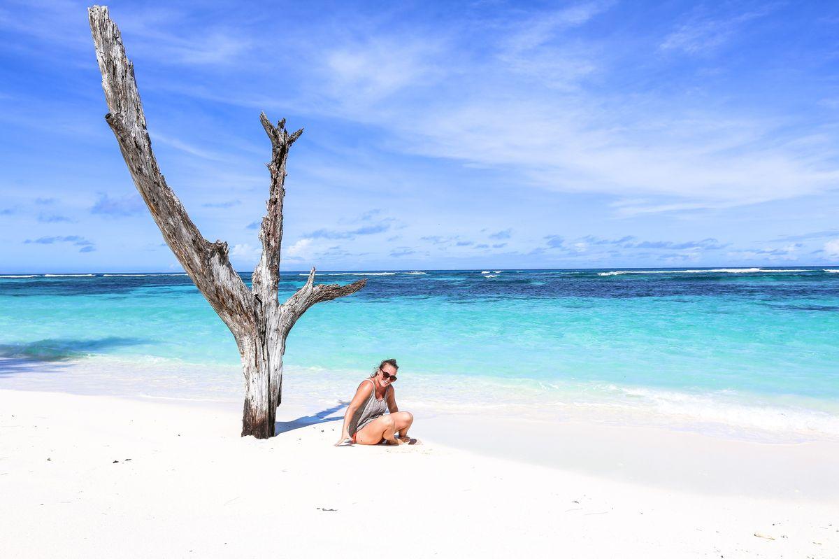 Mit Bloggerin Simone Schwerdtner auf die Seychellen