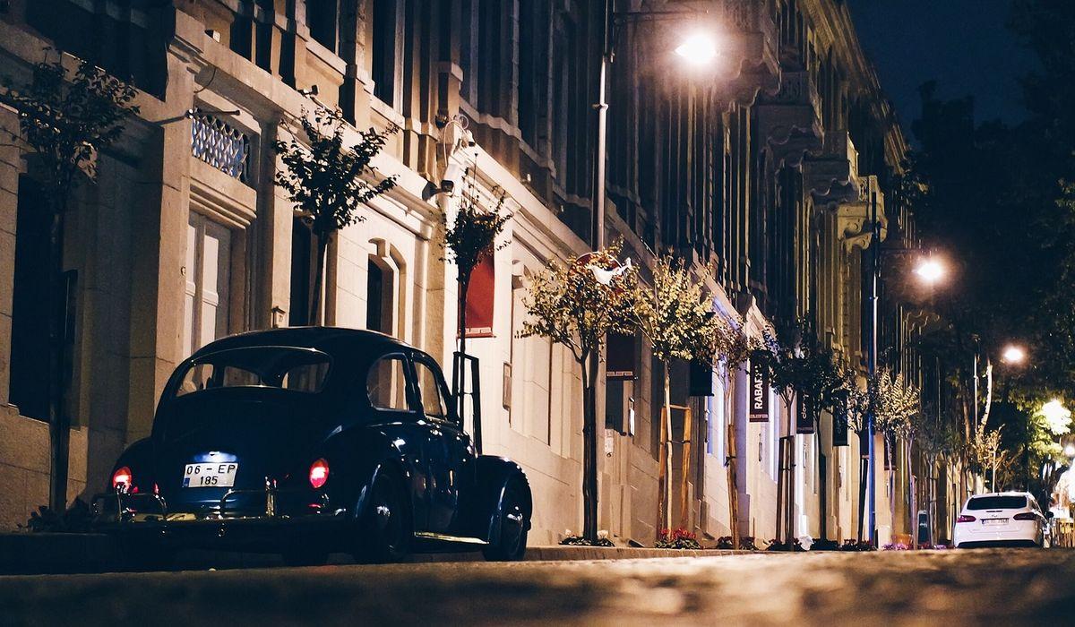Beschuss: Silvester drinnen oder draußen parken?