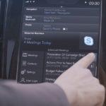 Haaalllooo: Skypen im Volvo