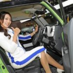 Messe-Girls: Tokyo Motor Show 2015