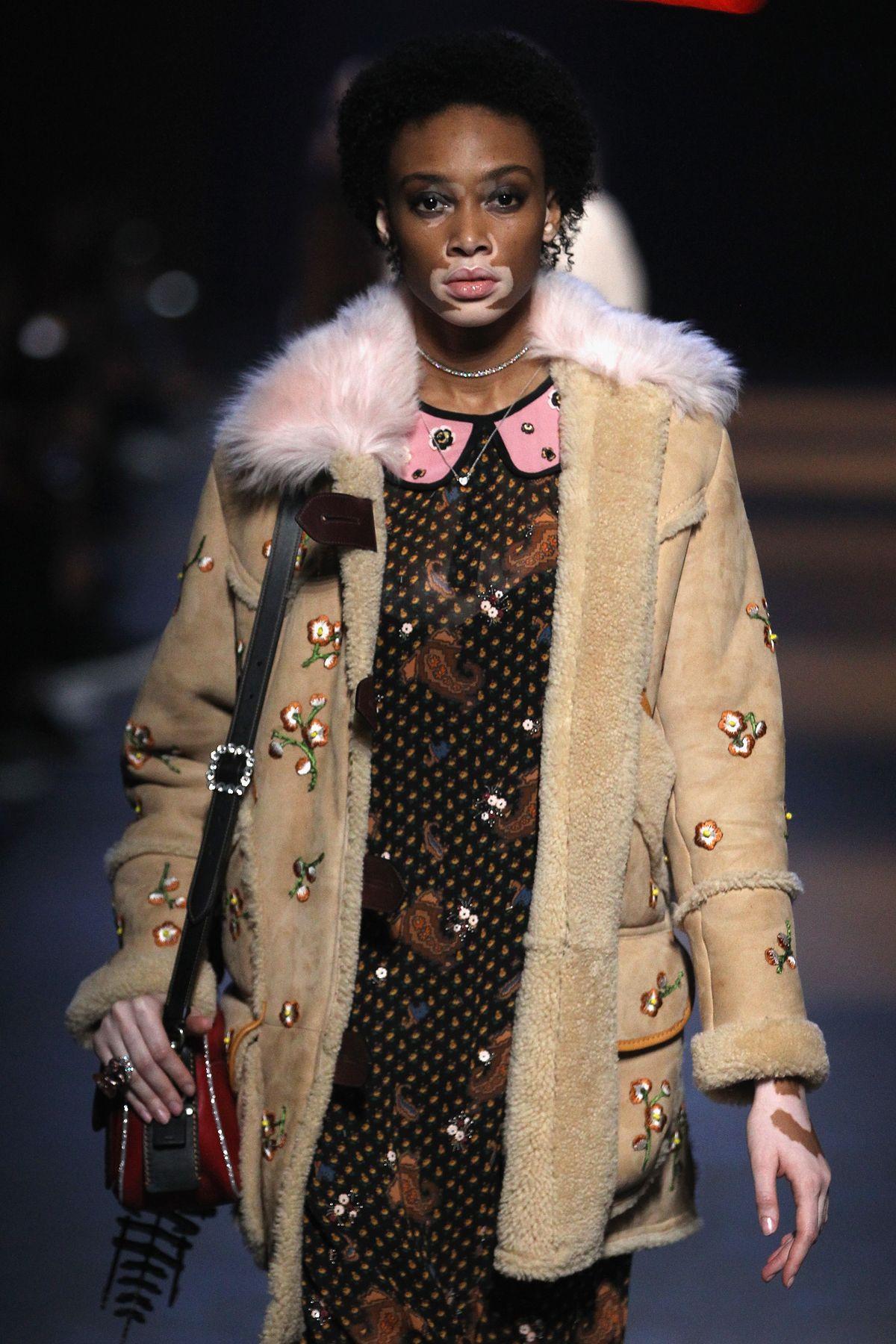 Coach Fashion-Show in New York