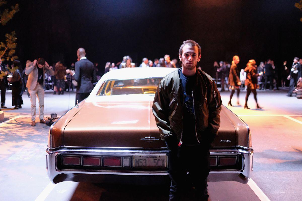 Coach Party in New York: Schauspieler Hopper Penn (23)