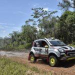 Fiat PanDakar rockt die Rallye