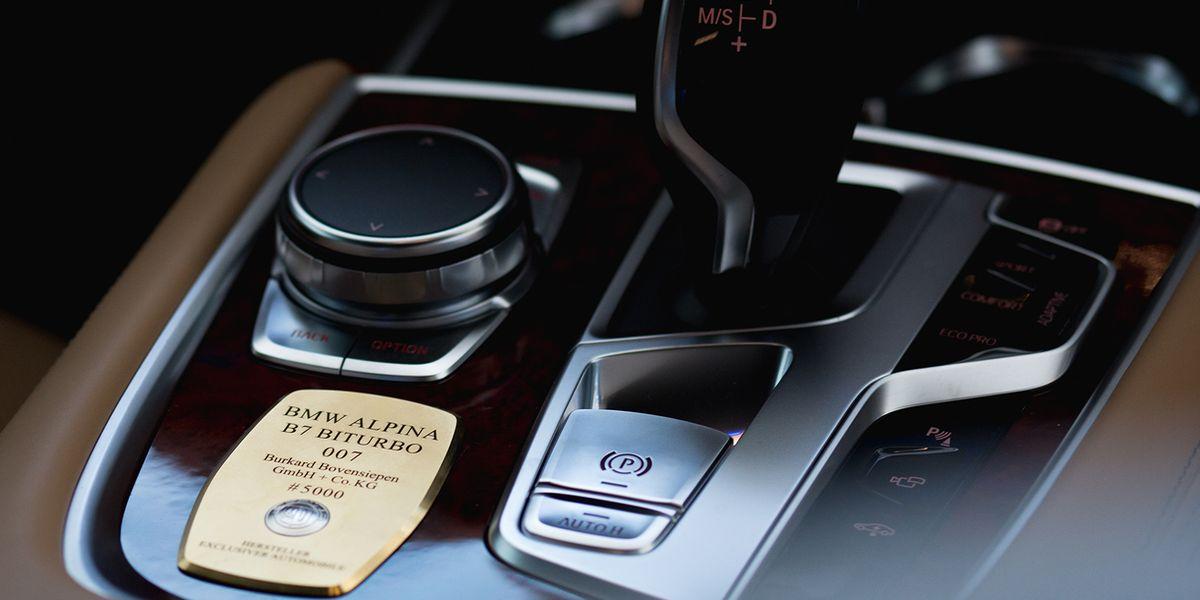 BMW Alpina B7 Bi-Turbo, Nicole Automobiles