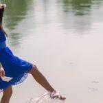 Blau: Eine Farbe für Königinnen