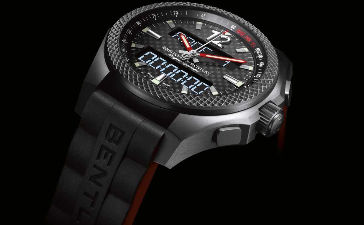 Breitling for Bentley Supersports B55