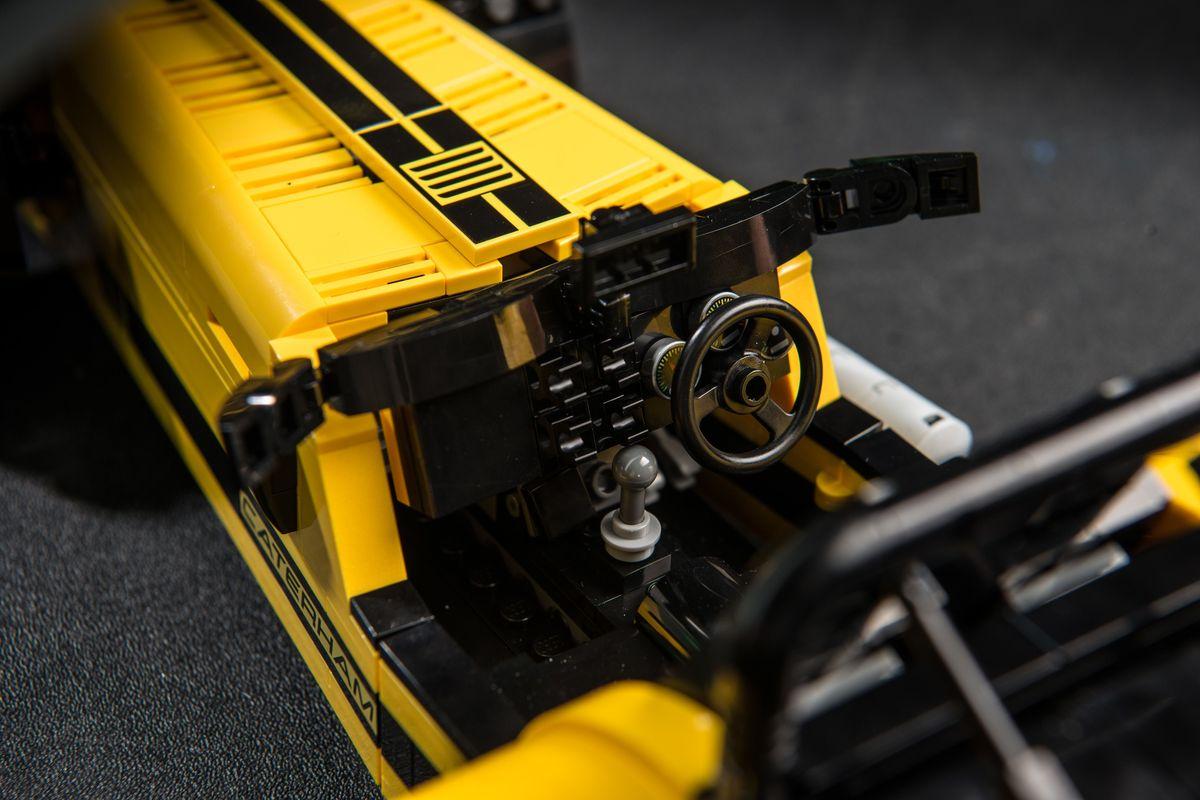 Lego: Caterham Seven 620 R