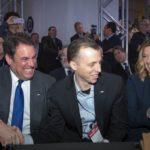 Mark Reuss, Josh Tavel, Pam Fletcher