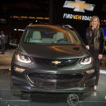 Mary Barra, Chevrolet Bolt EV