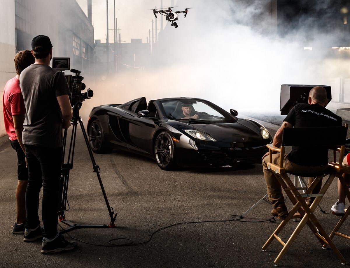 DJI: Flugfotografie und Drohnen
