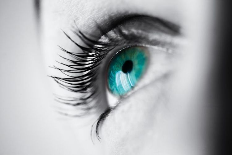 Farbiger Trend: Bunte Augen mit Kontaktlinsen