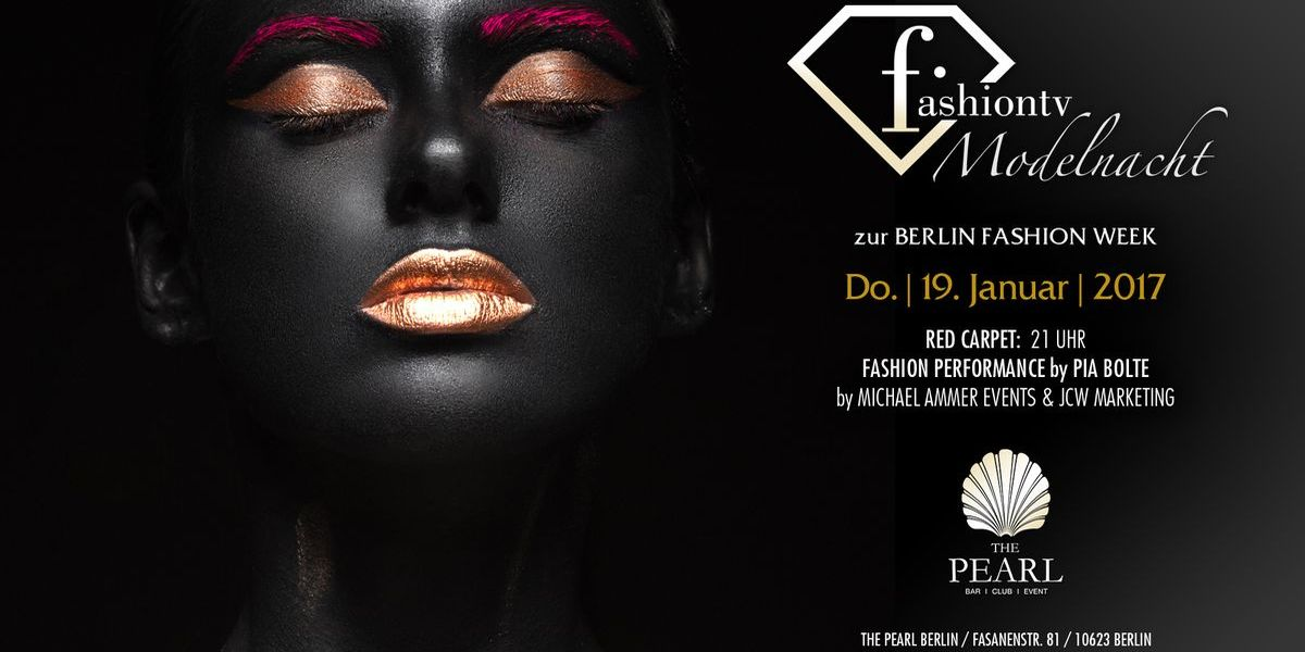 Fashion TV Modelnacht zur Berlin Fashion Week