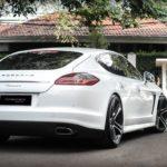 Premier Edition CS-5, Porsche Panamera