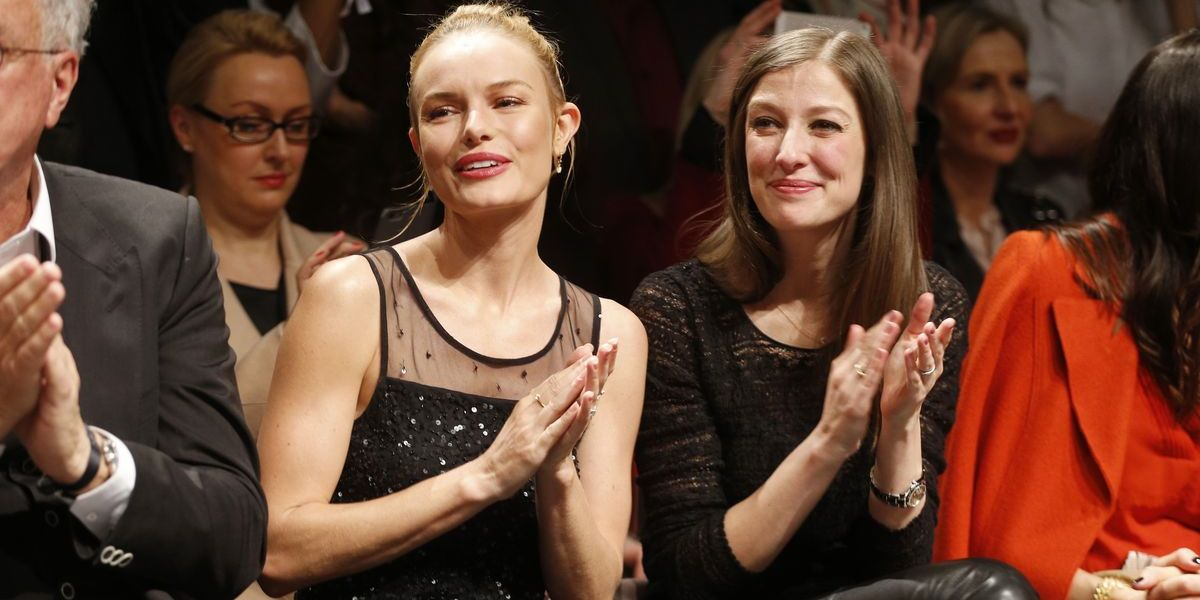 Marc Cain holt Kate Bosworth zur #BerlinFashionWeek