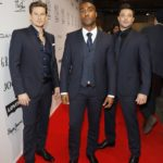 Lee Ryan, Simon Webbe, Duncan James