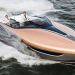 Verdammt sexy: Lexus stellt Yacht vor
