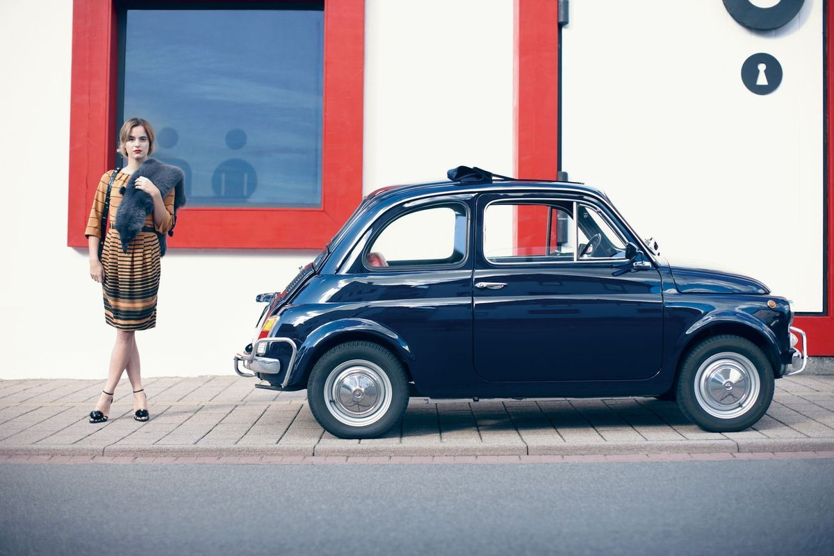 Model Minela Fisic, Fiat Cinquecento