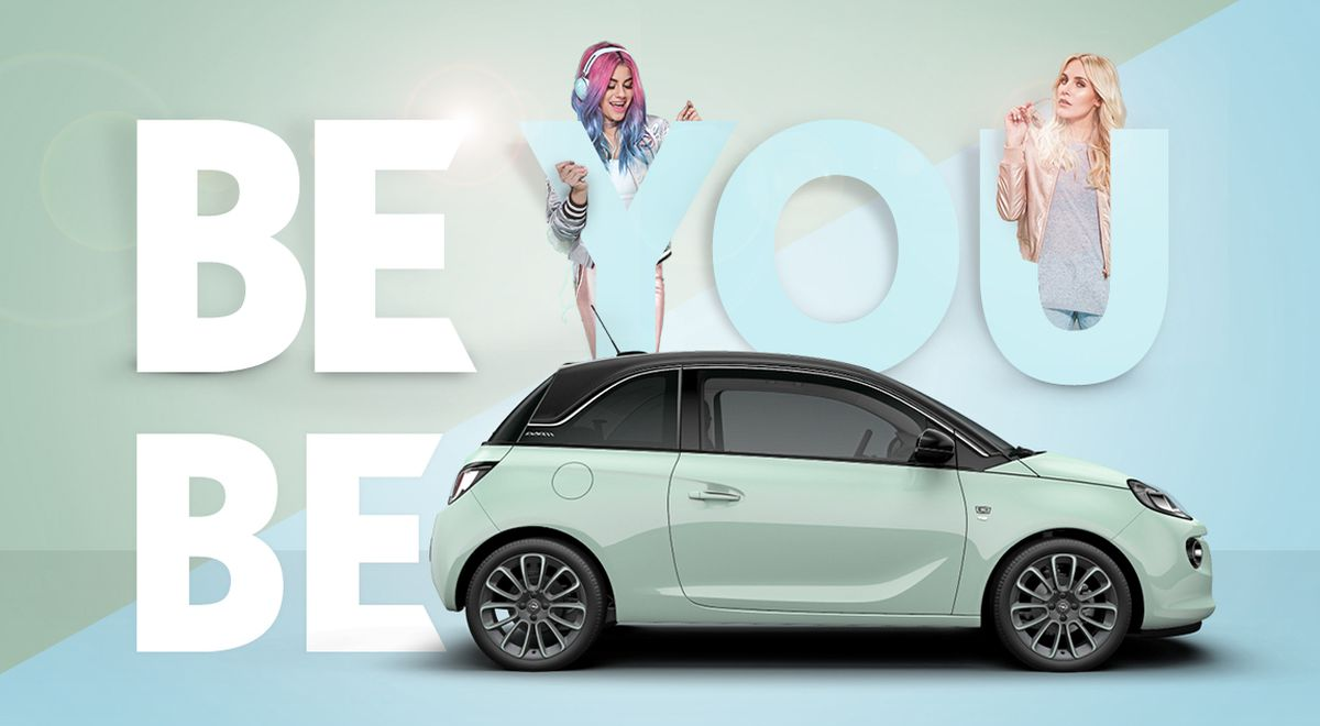"Opel Adam ""Germany's next Topmodel"""