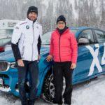 Martin Tomczyk, Magdalena Neuner, BMW X4 M40i