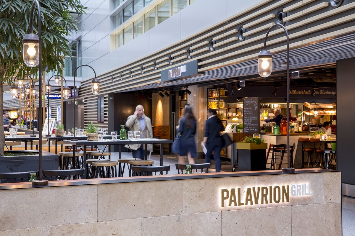 Palavrion Grill & Bar
