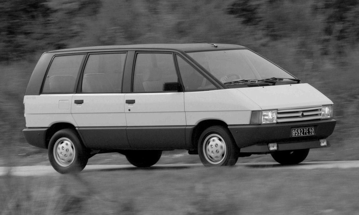 Renault Espace (1984 bis 2002)