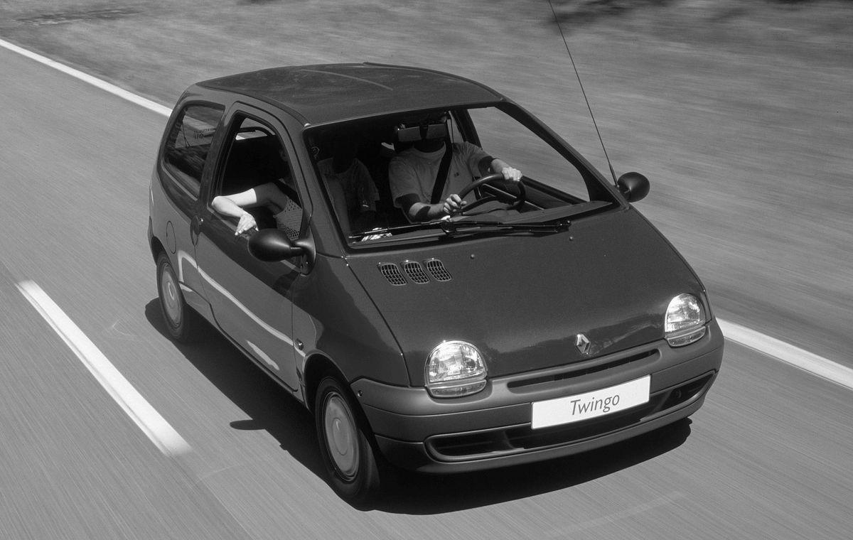 Renault Twingo I (1993 bis 2007)