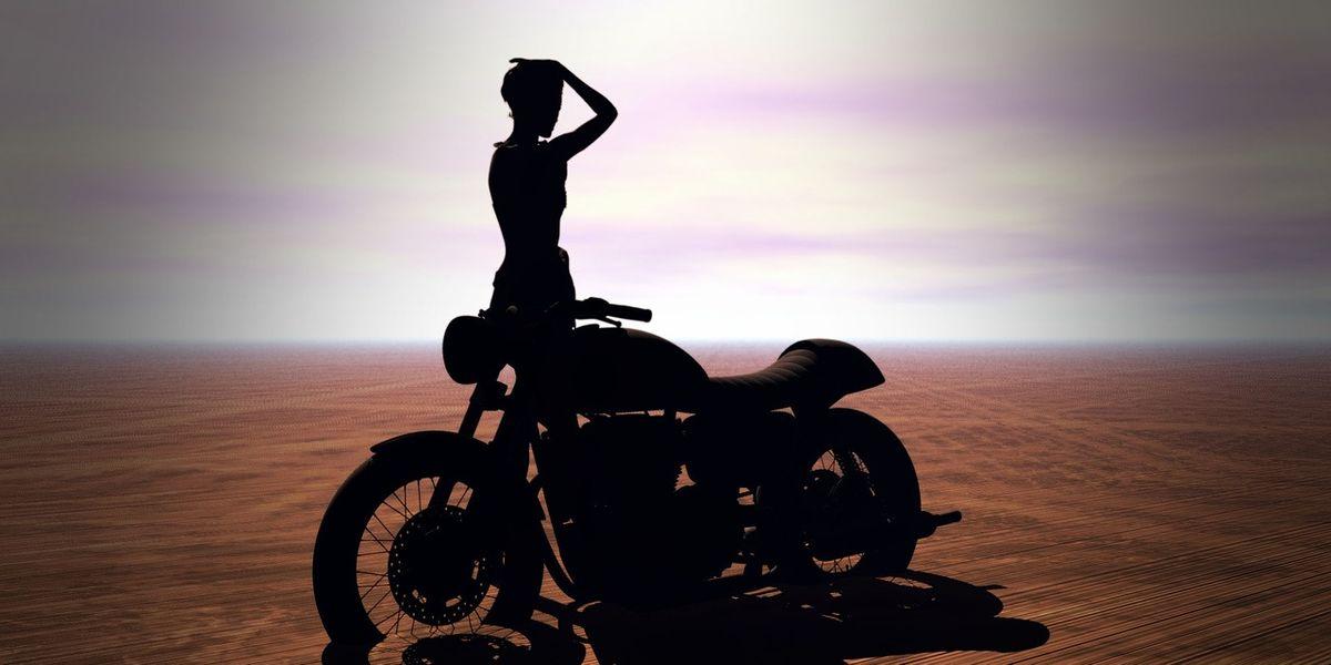 Biker: Roadtrips mit Escortservice