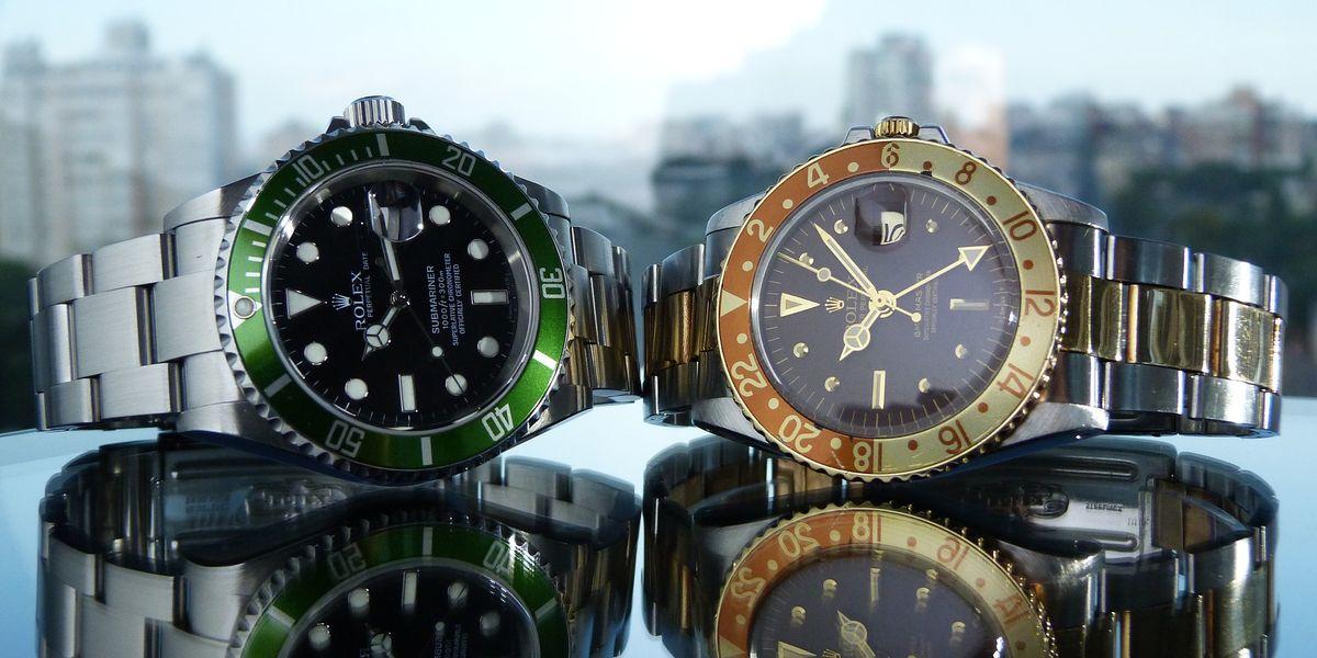 Rolex dominiert bei meistgesuchten Luxusuhren