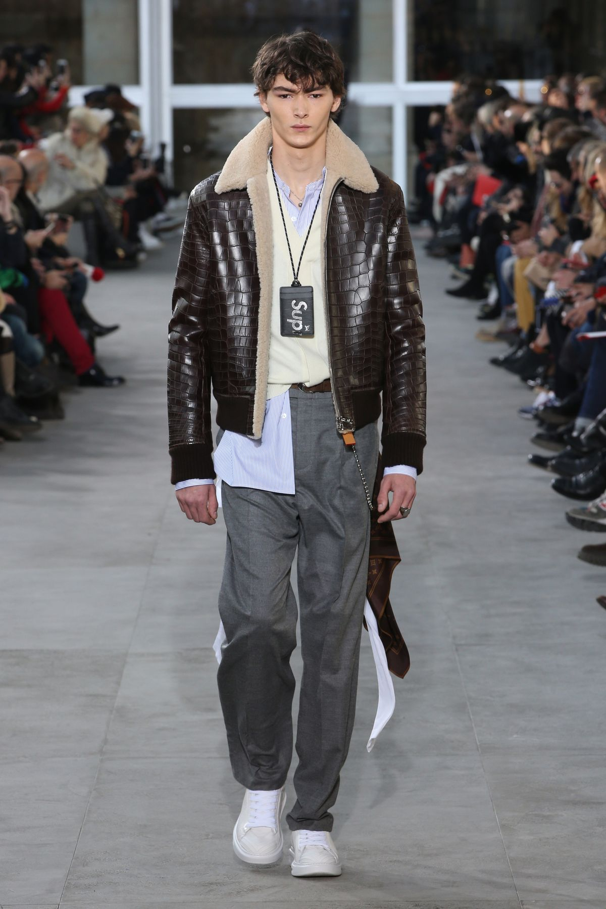 Louis Vuitton, Herren, Herbst / Winter, 2017 / 2018
