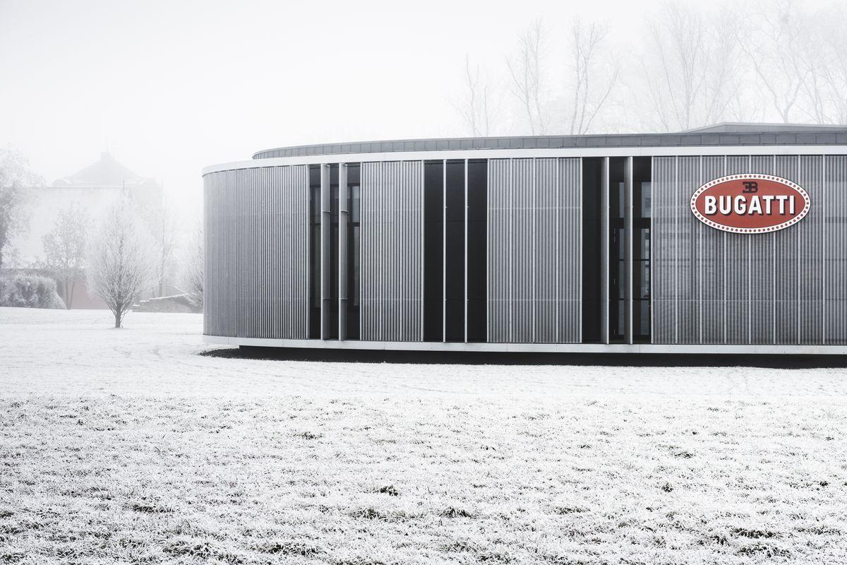 Bugatti Atelier, Molsheim