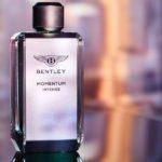 Momentum: Der Duft für Bentley-Driver