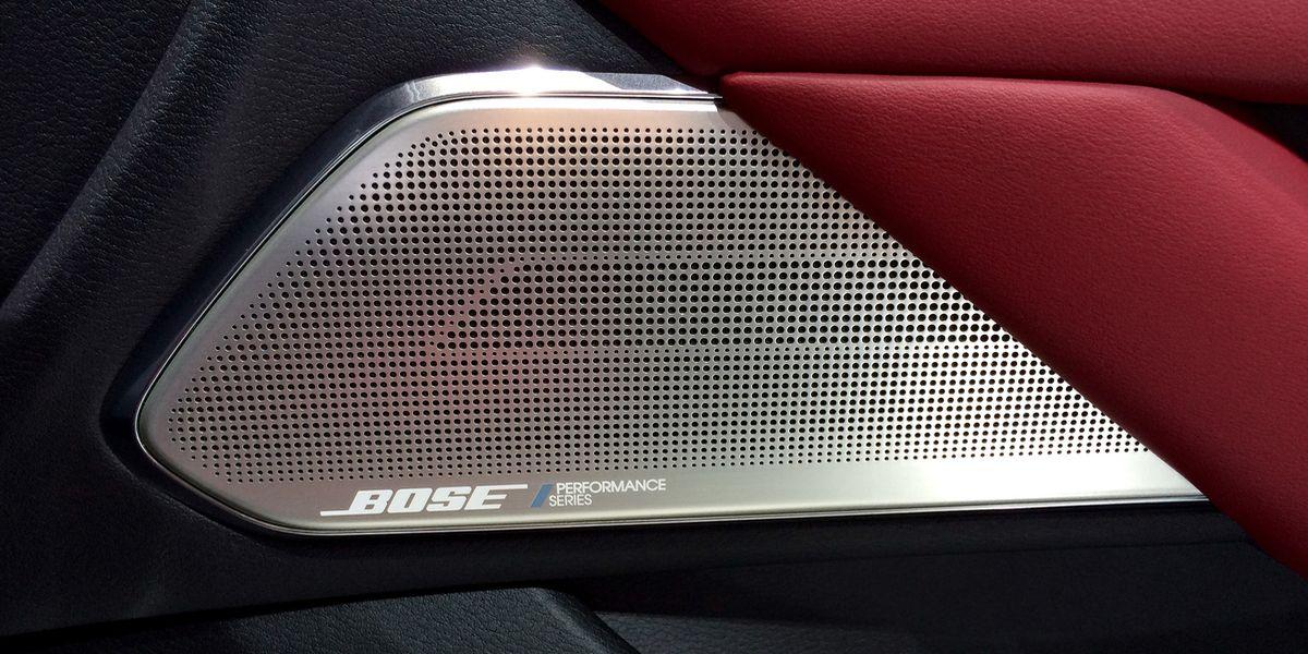 Bose: Der optimale Sound auf Rädern
