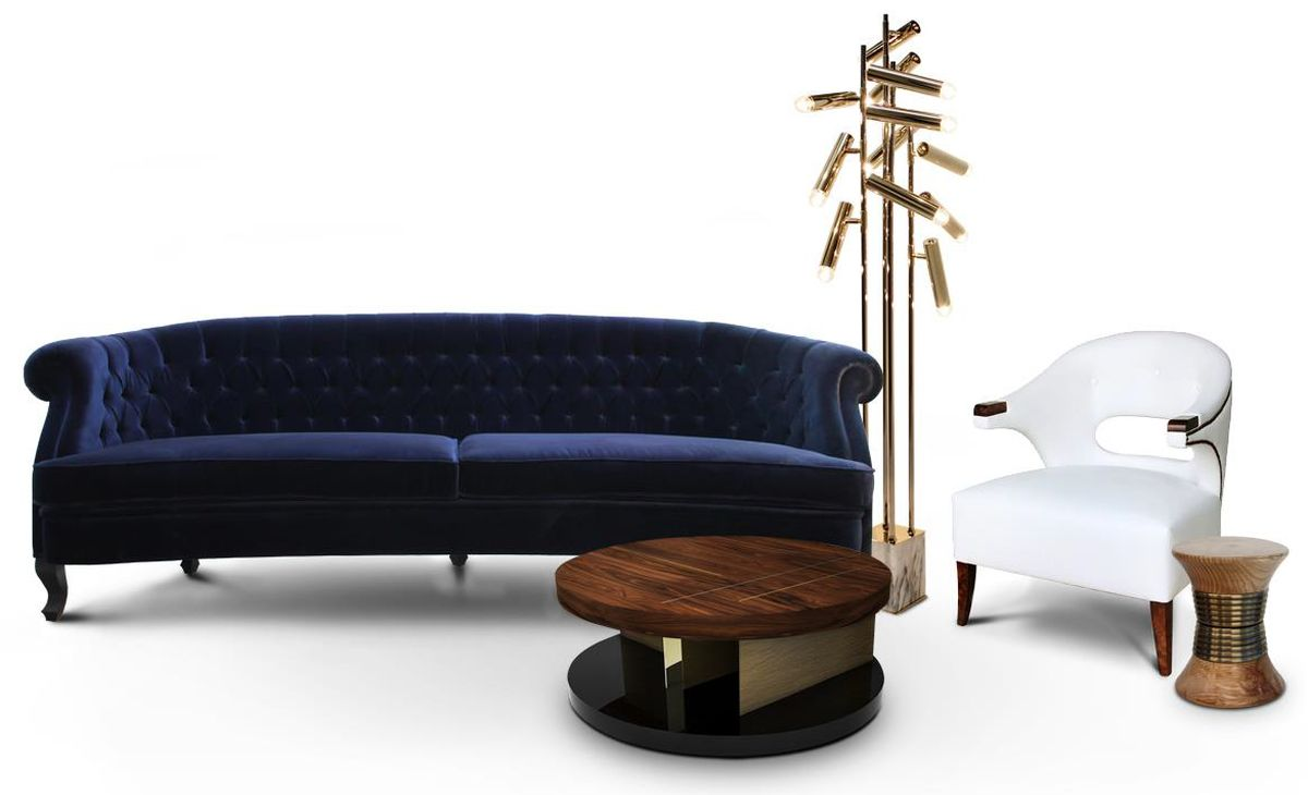 Klassisch und edel: Luxusmöbel von Brabbu