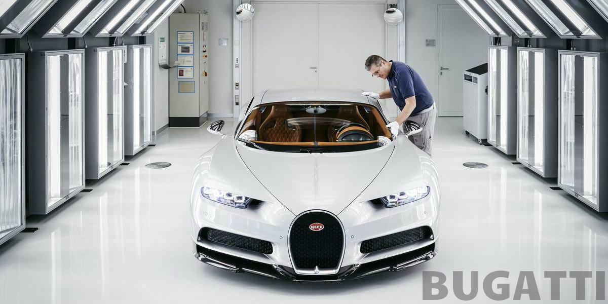 Haute Couture: Besuch bei Bugatti in Molsheim