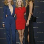 Suki Waterhouse, Lottie Moss, Toni Garrn
