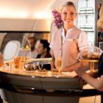 🎥 Emirates: A380 glänzt mit neuer Bord-Lounge