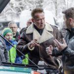 Kreisel Electric G-Klasse, Arnold Schwarzenegger