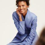 Liya Kebede macht's für Amazon Fashion