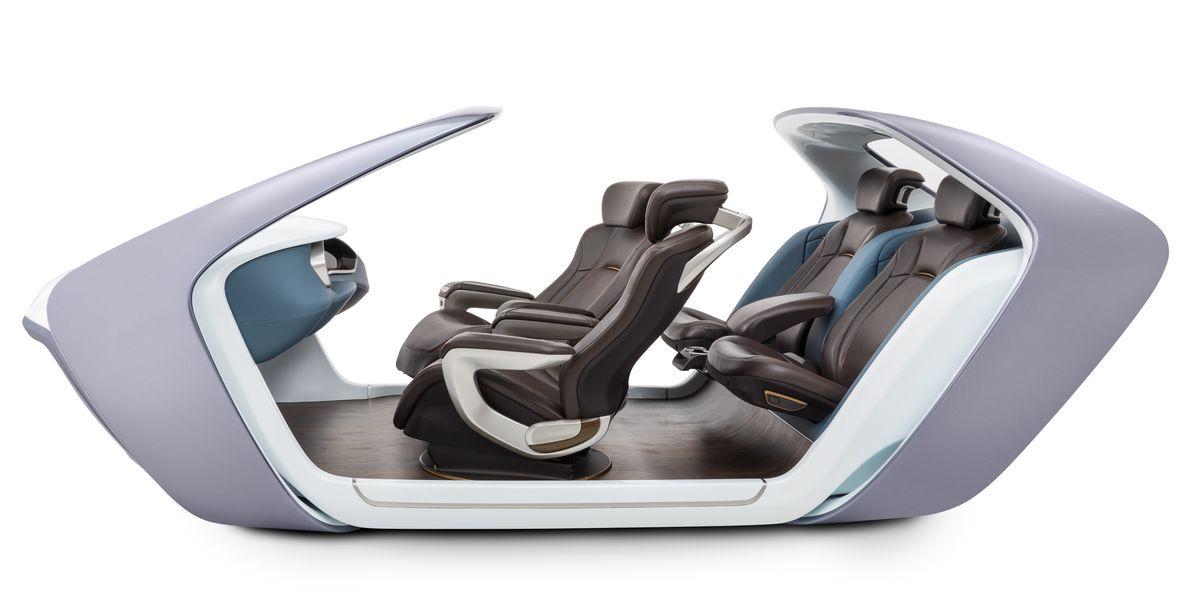 Autonomes Fahren: Luxussitze sind stark gefragt