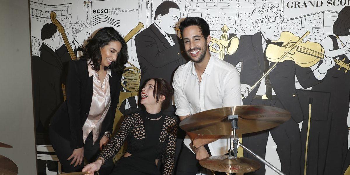 Moët & Chandon zeigt sich wieder ganz musikalisch