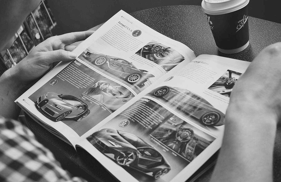 Printmagazin: Shots sucht Grafiker/in