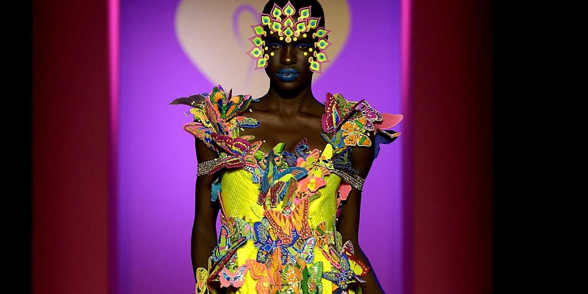 """Life is beautiful"" - Kooperation zwischen Manish Aurora und Swarovski ""Life is beautiful"" - Kooperation zwischen Manish Arora und Swarovski"