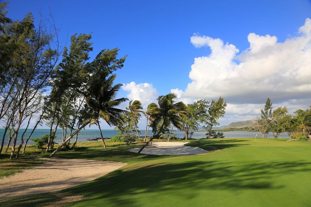 Mauritius: Ile aux Cerfs Golf Course