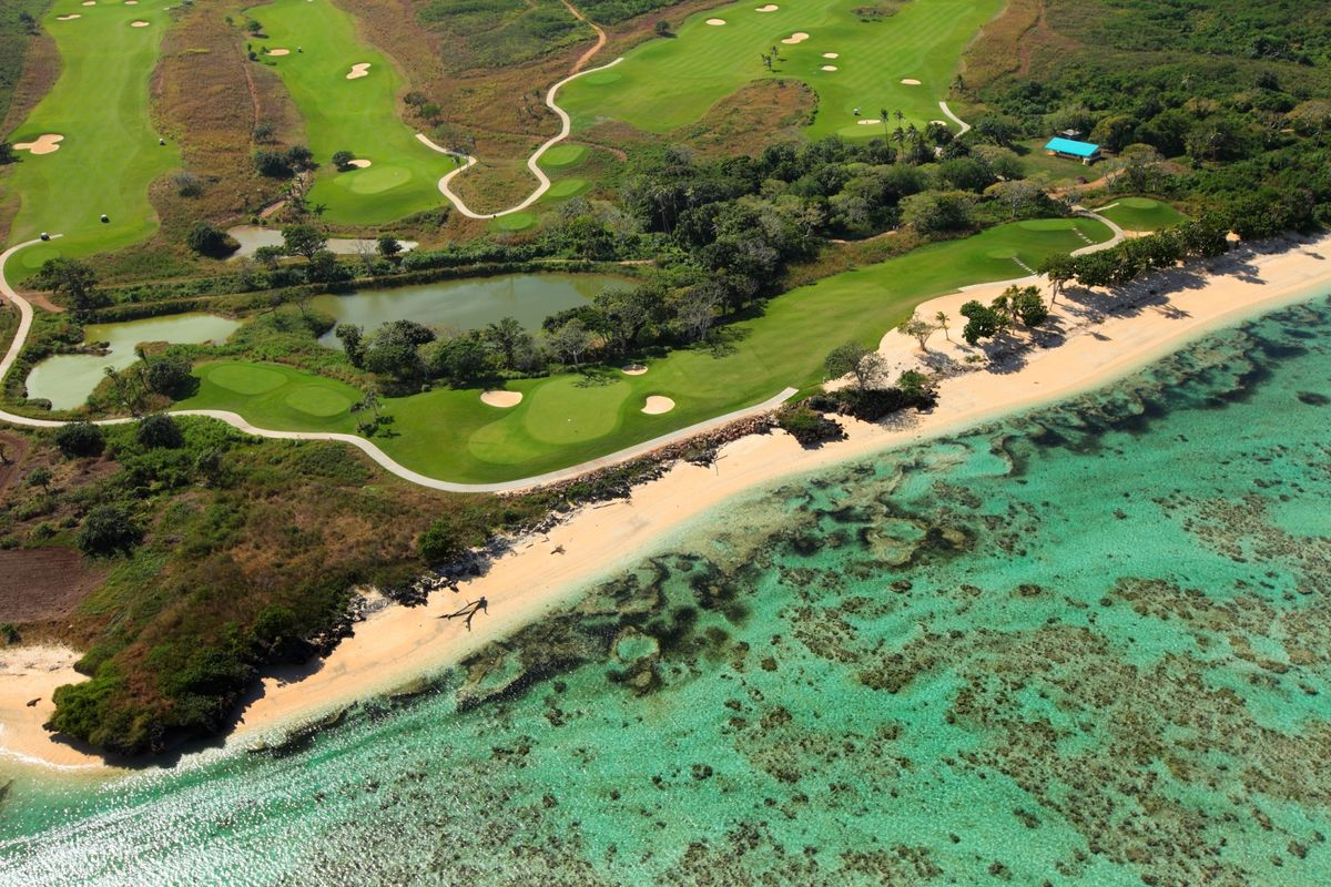 Fidschi Inseln: Natadola Bay Golf Course