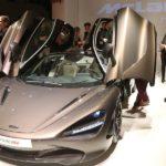 Der neue McLaren 720S begeistert Hamburg