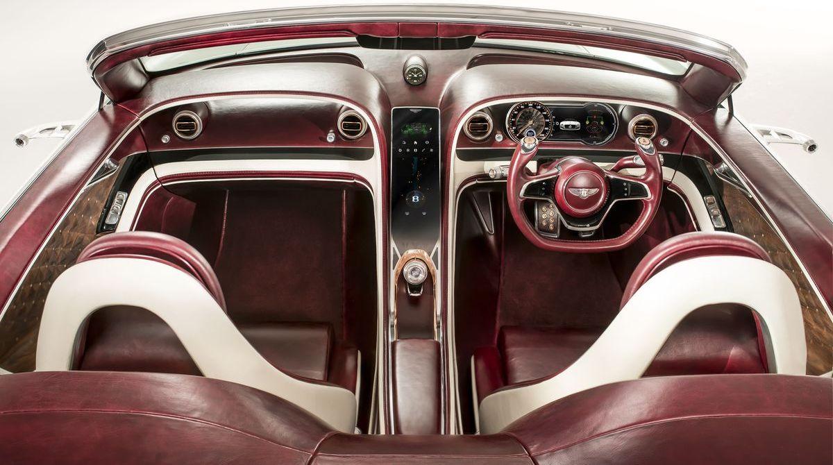 Bentley Concept Car EXP 12 Speed 6e