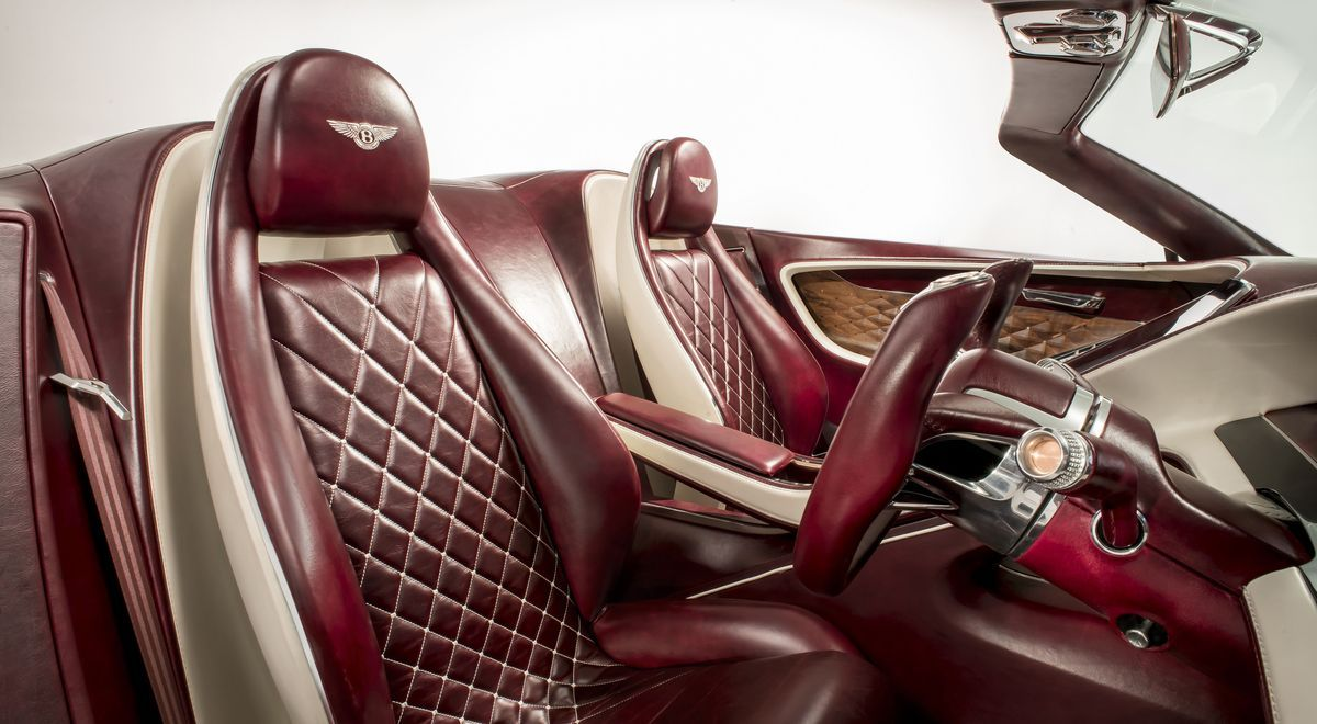 Bentley Concept Car EXP 12 Speed 6e