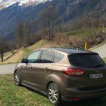 Urlaubsfeeling: Im C-Max von Europcar an den Brienzersee